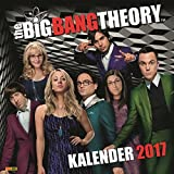 The Big Bang Theory Wandkalender 2017