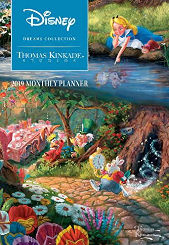 Thomas Kinkade: the Disney Dreams Collection 2019 Pocket Planner (Artworks Tangled)