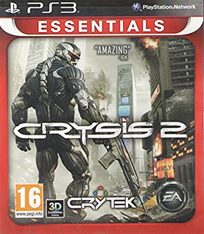 Crysis 2 (Essentials) (PS3) (New)
