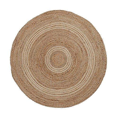 Kavehome Alfombra Saht 100 cm, natural