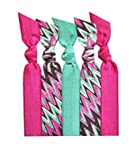 Emi Jay paquete de elástico con 5 piezas de frambuesa