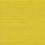 (7,49€/m) Weichschaummatte Antirutschmatte Badezimmermatte Sicherheit Badvorleger Badezimmer WC Meterware - Küche 65cm breite | Farbe : Gelb 406-5