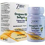 Zane Hellas Oregano Oil Softgels. La mayor concentración del mundo. Cada cápsula contiene un 25% de aceite esencial de orégan