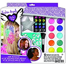 Fashion Angels 40370 Hair Tattoo Set Haarstyling Set