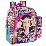 Soy Luna 611626640 - Mochila Escolar, Color Rosa