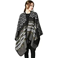 Women's Knitted Ponchos & Capes - Best Reviews Tips
