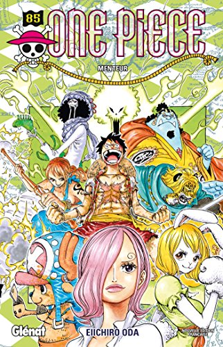 One Piece - Édition originale - Tome 85: Menteur