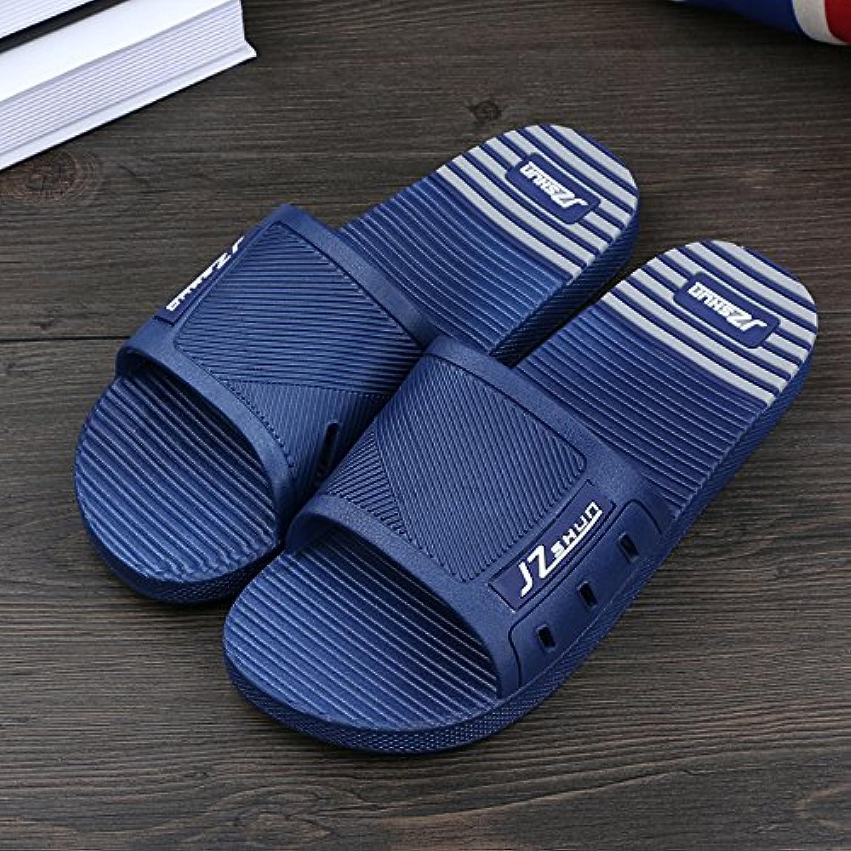 BAOZIV587 Zapatillas de exterior para el hogar, sandalias y zapatillas para el aire libre, escuela media, estudiantes... -