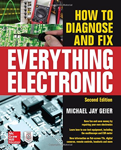 how-to-diagnose-and-fix-everything-electronic-second-edition