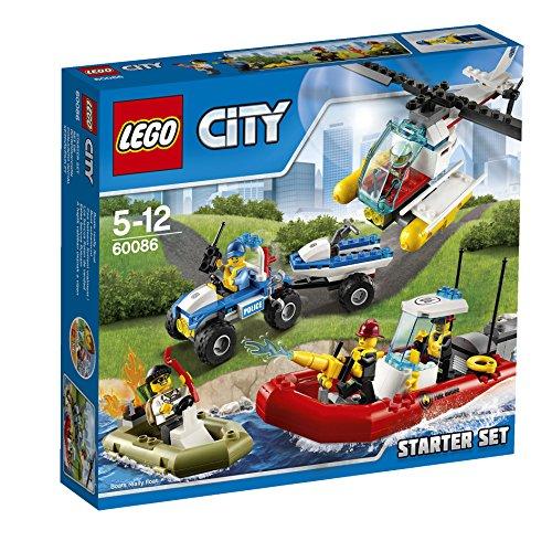LEGO City Police 60086: City Starter Set