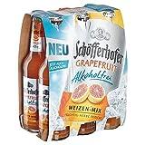 Schöfferhofer Grapefruit Alkoholfrei Biermischgetränk Mehrweg (6 x 0.33 l)