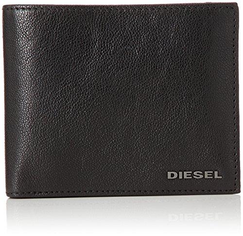 Diesel Herren X04646 Geldbörse, Schwarz (Black), 3.5x10x12.5 cm (Schuhe Schwarz Diesel)
