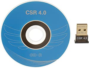 Bluetooth 4.0 USB 2.0 CSR4.0 Dongle Adapter for PC Laptop WIN XP VISTA