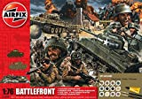 Airfix A50009 Battle Front 1:76 Scale Diorama Gift Set, Multicolor