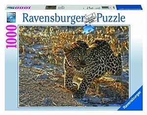 Ravensburger - Cachorros de Leopardo, puzzle de 1000 piezas (19142 0)