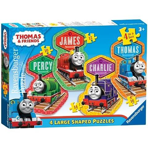 Ravensburger - Puzzle de suelo Thomas y sus amigos (7238)