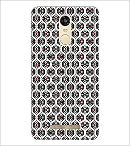 PrintDhaba Pattern D-5923 Back Case Cover for XIAOMI REDMI NOTE 3 PRO (Multi-Coloured)