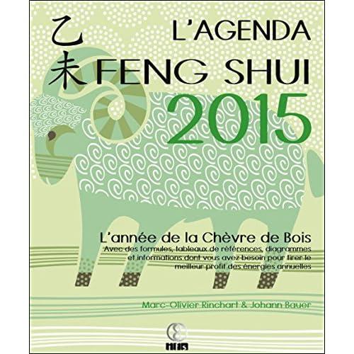 L'Agenda Feng Shui 2015
