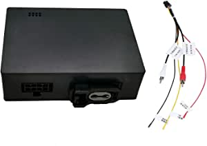BOOYES Optical Fiber Decoder Most Box for Car Stereo Radio Mercedes Benz ML//GL//R Series and for Porsche 911//boxster//Cayenne Series