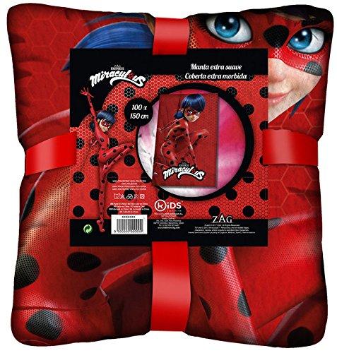Disney–Silk Touch Ladybug–Manta