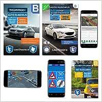 Auto Theorieboek Auto Theorie Leren Rijbewijs B Cd Rom Incl Bücher