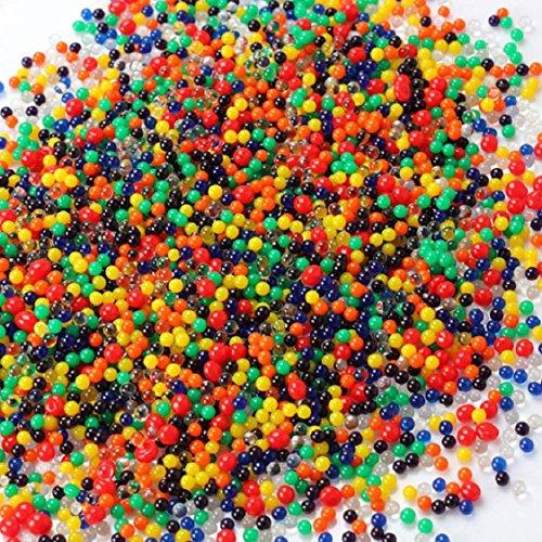 den-Wasser-Perlen-Gel-Ball für Blumen-Schlamm wachsen magische Gelee-Ball-Dekoration (Spaß Kinder Kunsthandwerk)