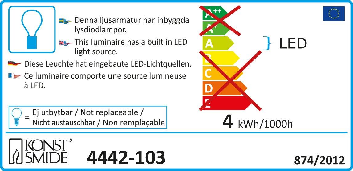 Konstsmide-4442-103-LED-Lichtervorhang-Acrylsterne-10er-Set-fr-Auen-IP44-24V-Auentrafo-60-warm-weie-Dioden-transparentes-Kabel