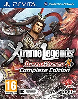 Dynasty Warriors 8 : Xtreme Legends - édition complète (B00ID225VE) | Amazon price tracker / tracking, Amazon price history charts, Amazon price watches, Amazon price drop alerts