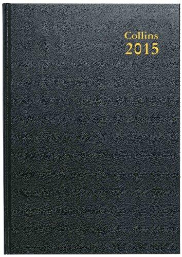 Collins 45 2015 Zwei Tage zu einer Seite Tagebuch A4 (2015 Tagebuch-seite Ein Tag)