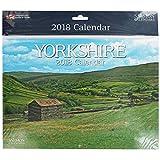 Yorkshire calendario 2018