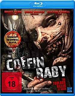 Coffin Baby - The Toolbox Killer is Back [Blu-ray]