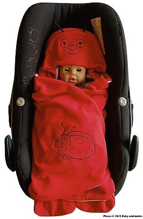 Byboom Swaddling Wrap Car Seat And Pram Blanket For Spring