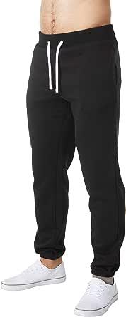 Charles Wilson Men's Cotton Blend Fleece Jogging Bottoms