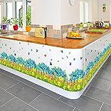 Berrose-DIY Pflanze Entfernbarer Wandtattoo Familienheim Aufkleber Wandkunst Ausgangsdekor-Wandtattoo Wandsticker Wandaufkleber Wanddekoration für Wohnzimmer Schlafzimmer