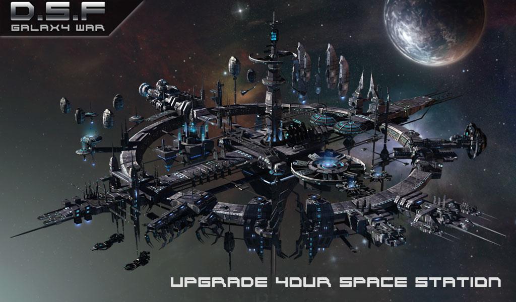 Deep space fleet:Galaxy War