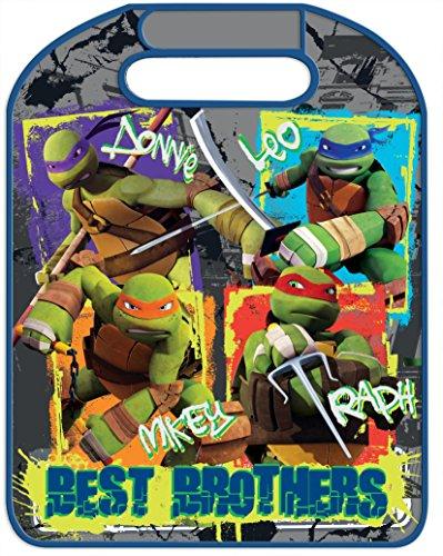 sney Ninja Turtles Schutzmatte für Rückseite Sitzschoner (Ninja Turtles Passt)
