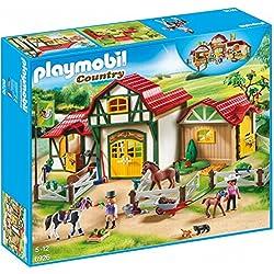 Playmobil-6926 Granja de Caballos, (6926)