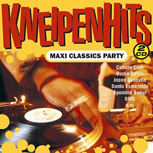 Preisvergleich Produktbild Kneipen Hits Maxi Classics Party - 2 CD