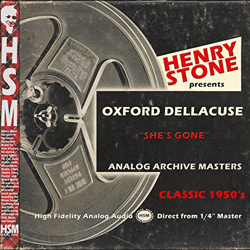 Henry Stone Presents Analog Archives Oxford Dellacuse 1950's