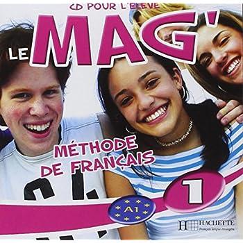 Le Mag': Niveau 1 CD Audio Eleve