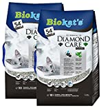 Biokat's 613062 Diamond Care Classic, 10 L 2er Pack