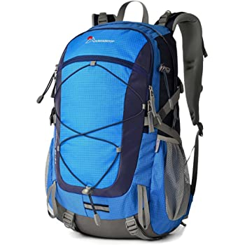 27c7006966 Duhud 40L Hiking Backpack Lightweight Camping Backpack Trekking Rucksack  Internal Frame Pack for Outdoor Sports Travel Backpacking Climbing  Mountaineering