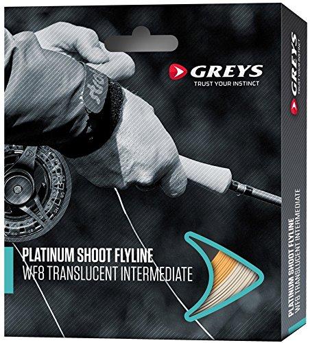 Greys Platinum Shoot WF8 Intermediate Fliegenschnur