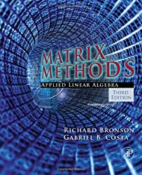 Matrix Methods: Applied Linear Algebra