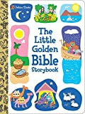 The Little Golden Bible Storybook (Golden Christian)