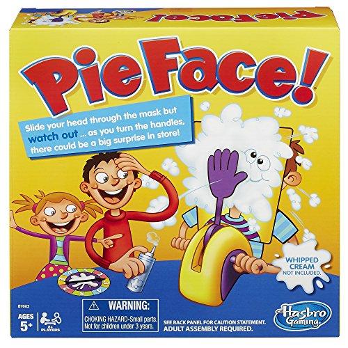 Pie Face Game *Official* Englisch Version