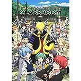 ALTcompluser Anime Assassination Classroom Poster Decorazione murale Poster di Piccolo Formato per la Progettazione di pareti