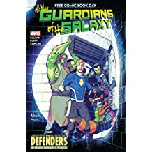 FCBD 2017: All-New Guardians Of The Galaxy #1 (All-New Guardians Of The Galaxy (2017-2018))