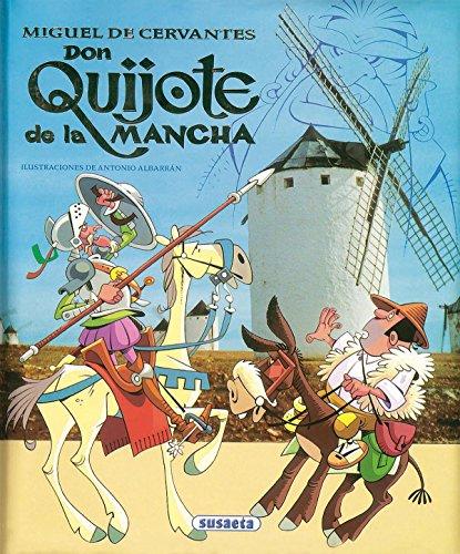 Don Quijote De La Mancha (Grandes Libros) por Miguel de Cervantes