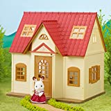 Sylvanian Families 5242 Starter Haus, Blisterpackung, 29 x 21,5 x 28,5 cm - 4